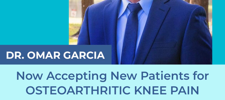 Osteoarthritic Knee Pain?